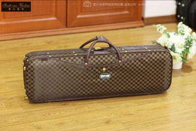 曹氏高档木质小提琴琴盒QH-05/06/07