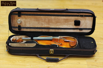 曹氏中档轻体小提琴琴盒 QH-01