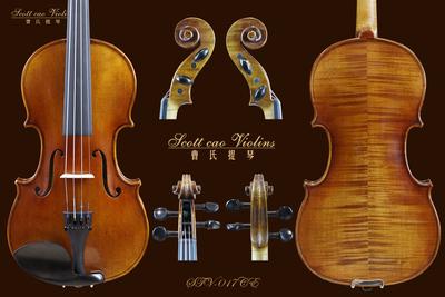 曹氏提琴 练习版小提琴 STV -017CE