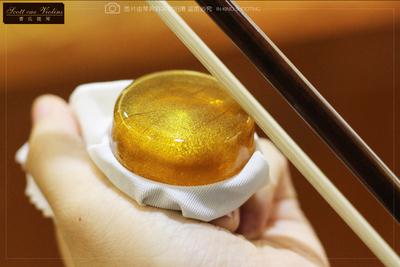 (已售)德国 PIRASTRO Goldflex 小提琴松香 9006金粉圆型小提琴中提琴大提琴通用松香